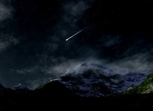 shooting-star-sky-dark
